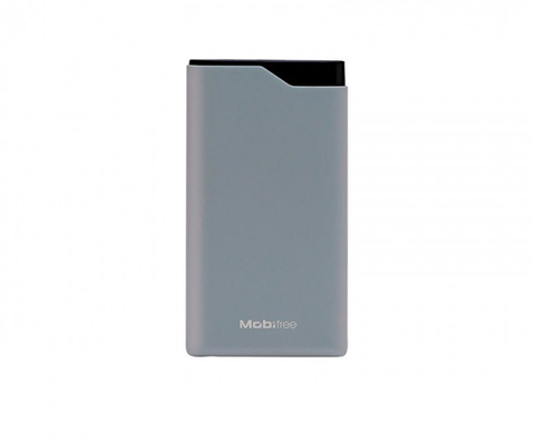 Acteck Mobifree Mb 923453 Power Bank 6 K Mah Color Gris Con Display - ordena-com.myshopify.com