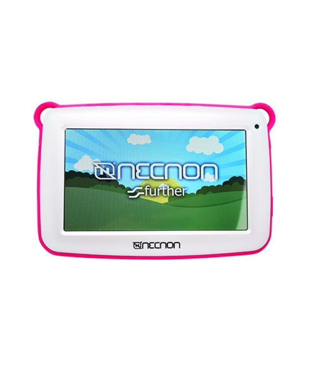 Tablet Necnon Kids 7 Pulg 8 Gb 512 Mb Ram Bluetooth Color Rosa - ordena-com.myshopify.com