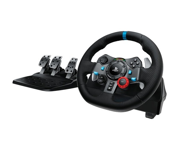 Logitech G29 Volante Driving Force Para Ps3/Ps4