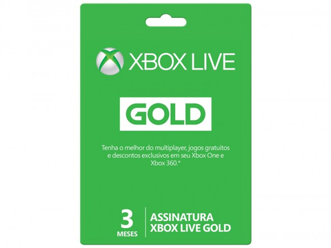 Microsoft 3 D5 00006 Tarjeta De N Xbox Live 3 Meses Gold Mexico Only Esdgeofencd - ordena-com