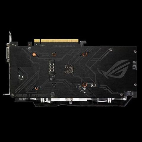 Asus Strix Gtx1050 Ti O4 G Gaming Tarjeta De Video 4 Gb Gddr5 128 Bit Dvi/