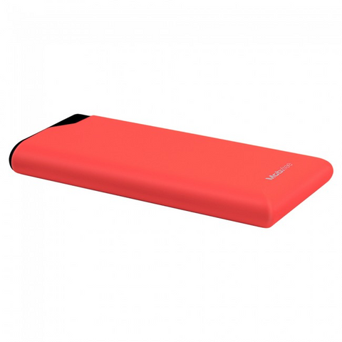 Acteck Mobifree Mb 923521 Power Bank 10 K Mah Color Rojo Con Display - ordena-com.myshopify.com