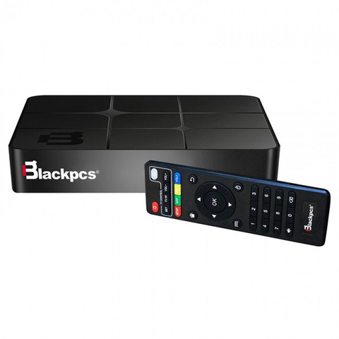 Blackpcs Eo404 K Bl Tv Box Small 4 K 2 Gb Wifi,Red,Quad Core,Negro - ordena-com.myshopify.com