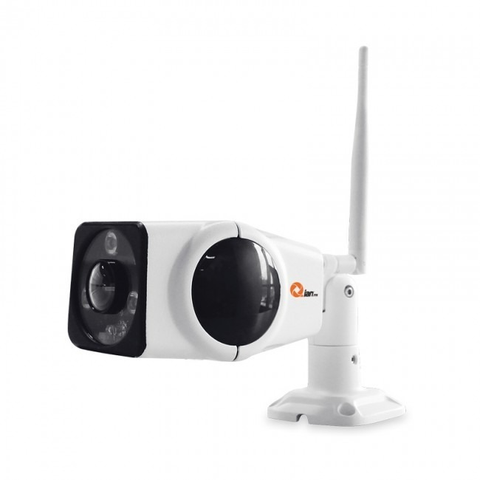 Qian Qc360 X18001 Cámara Ip 360 Exterior 1.3mp 1280 X 960 3 Ir 15mts Wifi