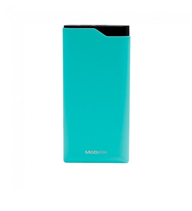 Acteck Mobifree Mb 923514 Power Bank 10 K Mah Color Verde Con Display - ordena-com.myshopify.com