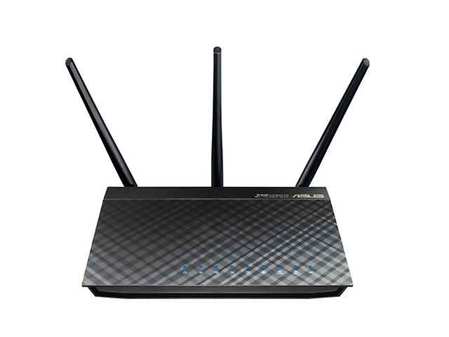 Asus Rt Ac66 U Router Gigabit Wireless Ac1750 Dual Band 802.11ac - ordena-com.myshopify.com