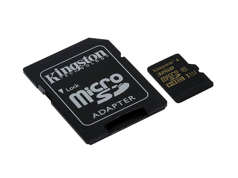 Kingston Sdca10/32 Gb, Memoria Micro Sd Clase 10 Ultimate 32 Gb - ordena-com.myshopify.com