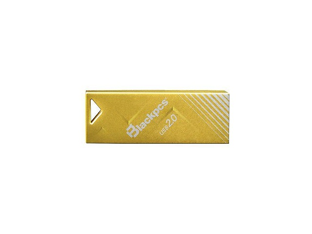 Black Pcs Mu2104 G Memoria Flash 32 Gb Oro Metal