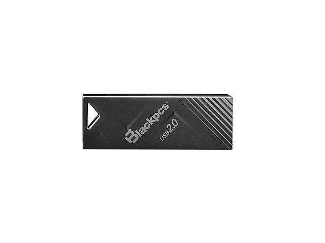 Black Pcs Mu2104 Bl 4 Memoria Flash 4 Gb Usb 2.0 Negro Metal - ordena-com.myshopify.com