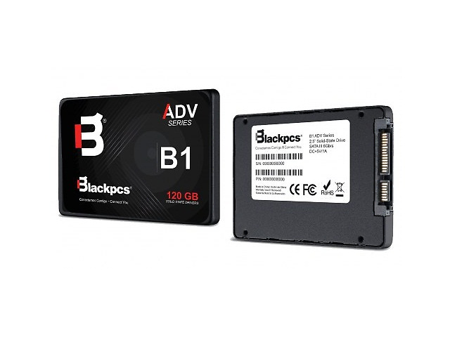 BlackPcs AS2O1-240 Advance Unidad De Estado Solido SSD 240GB