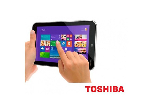 Toshiba Tablet Wt8 Tablet Intel Quad Core Z3740, 2 Gb, 32 Gb, Hd Mult - ordena-com.myshopify.com