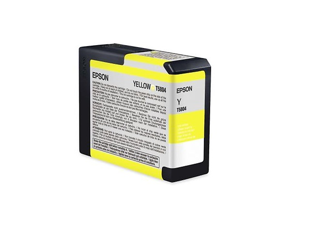 Epson T580400 Tinta,Amarillo Photo