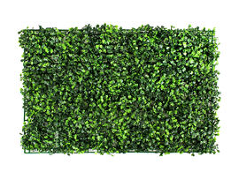 Onof HMLW Follaje Artificial Boxwood para Muro 60 x 40 cm