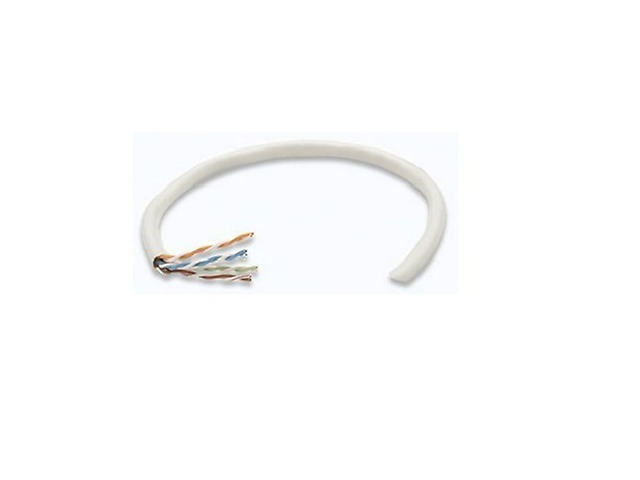INTELLINET 333078 CAT 5E Bobina Cable UTP Solida 305m Color Blanco