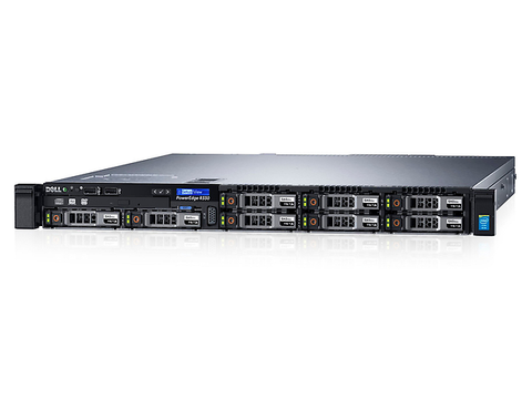 Dell R330 Servidor POWEREDGE RACK/INTEL XEON E3-1230V5/8GB/1TB HD/ID - ordena-com.myshopify.com