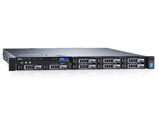 Dell R330 Servidor PowerEdge XEON E3-1220V5 3.0GHZ 8GB 3 X 1TB