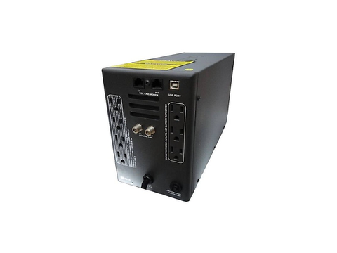 Koblenz 12007  No Break Usb/R, 1.2 Kva Regulador Integrado, 7 Contactos - ordena-com
