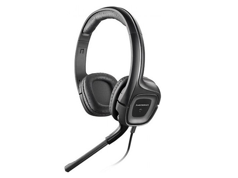 Plantronics 355 Diadema P/Pc Multimedia Audio
