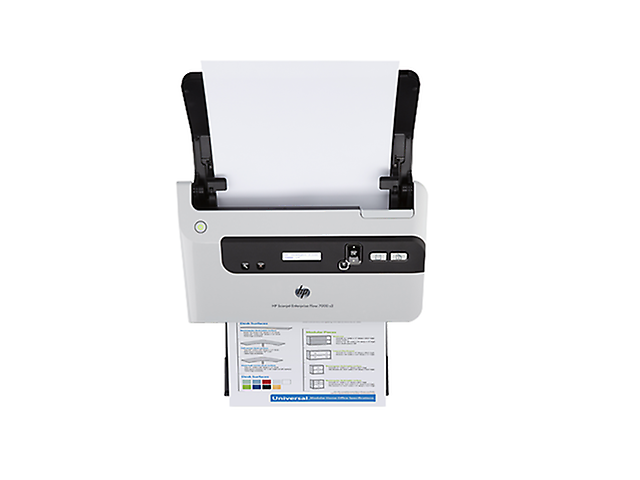 Hp 7000 S2 Escaner Scanjet Enterprise Flow  Con Alimentacion De Hojas