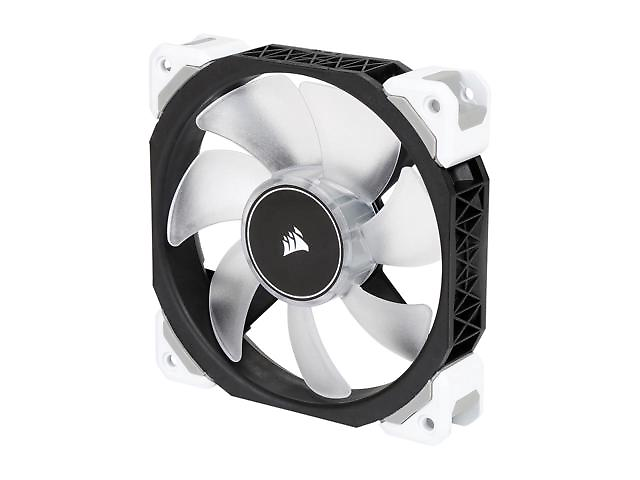 CORSAIR ML120 Ventilador Levitacion Magnetica LED Blanco