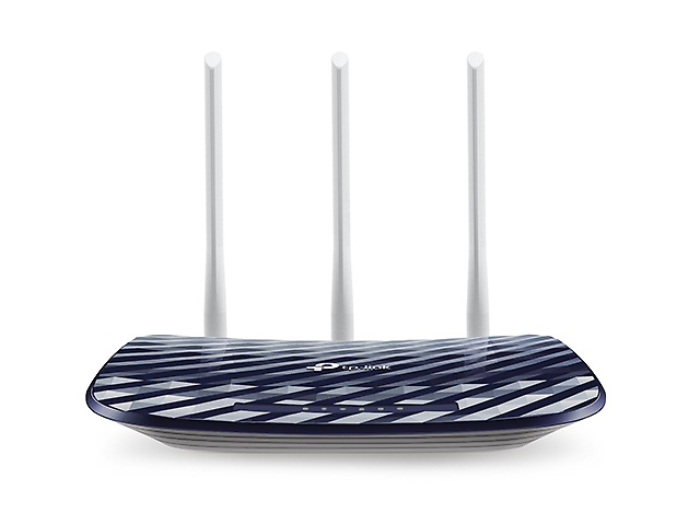 TP-LINK Archer C20 Router Dual Band Wireless AC750 433Mbps at 5GHz 300Mbps