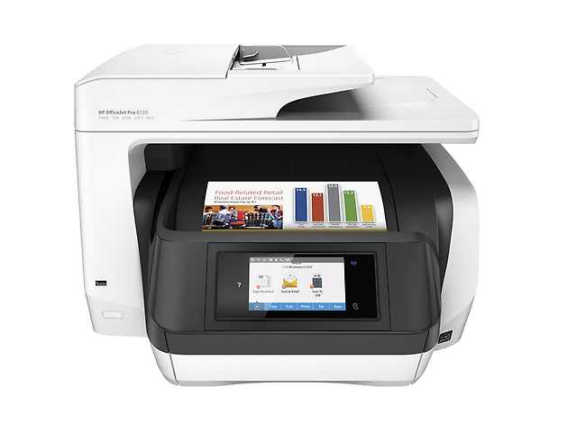 HP 8720 MULTIFUNCIONAL OFFICEJET PRO COLOR