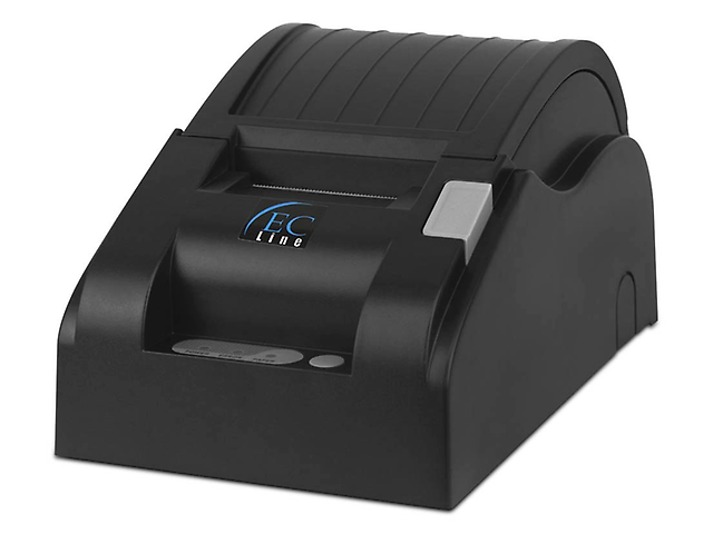 EC LINE EC-PM-5890X Miniprinter Termica USB//CORTADOR MANUAL