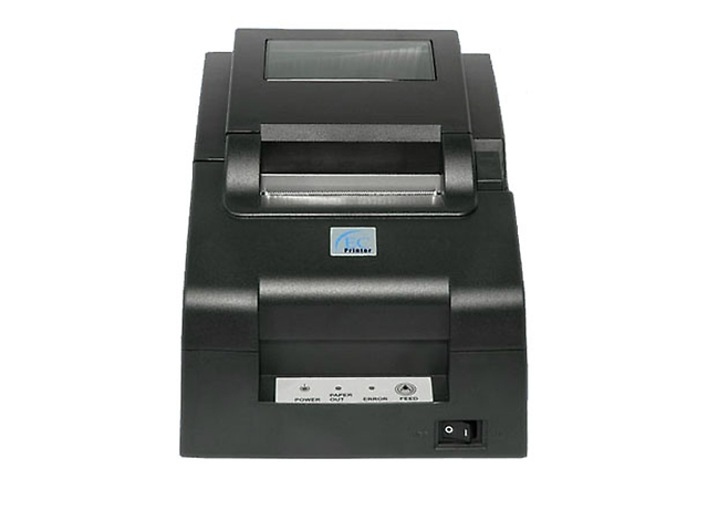 EC Line EC-PM-520B Miniprinter Matriz /USB/NEGRA/76MM