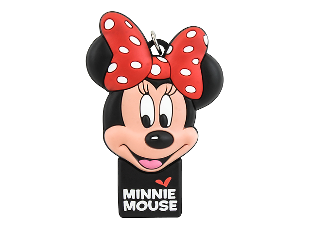 Ginga SKUSB-MINNIE8GB Memoria USB Minnie Mouse 8gb