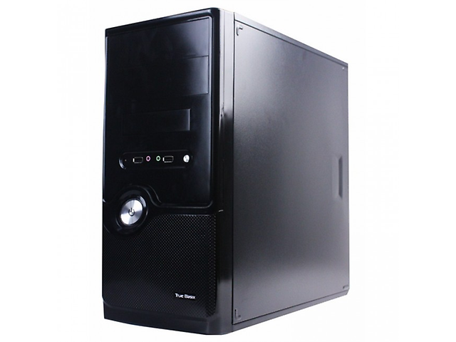 ACTECK TBGE-103 Gabinete GB-300 True Basic STREAM ATX/microATX 480W