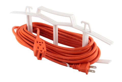 Fulgore Fu1214 Extension Uso Rudo 16 Awg 12 M Color Naranja