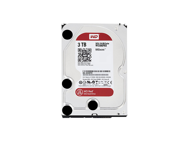 Wd Wd30 Efrx Disco Duro Interno 3 Tb 3.5 Pulg. 64 Mb Sata3 Intelli Power Red - ordena-com.myshopify.com