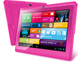 Zonar Titanium Tablet PC Quad core 8GB alm. 1GB RAM Rosa