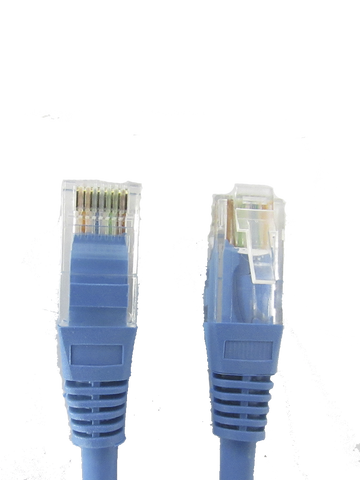 Cable Patch Cord Utp Tvc P62 Ua Cat 6 2m Color Azul - ordena-com
