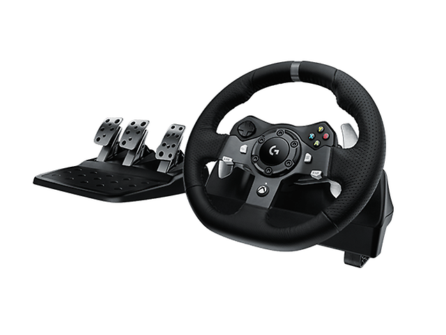 Logitech G920 Volante Driving Force Para Xbox One/Pc
