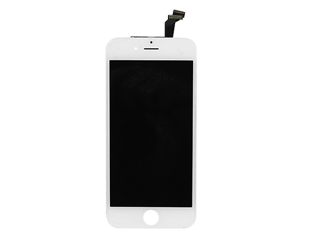 Pantalla Display Touchscreen Para Iphone 6 Con Herramientas Blanco