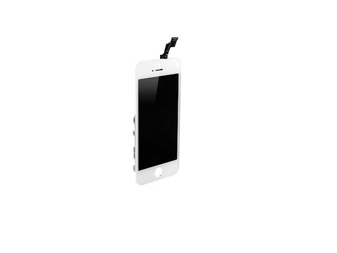 Pantalla Display Touchscreen Para Iphone 5s Con Herramientas Blanco
