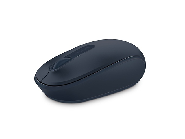 Microsoft Mobile 1850 Mouse Inalambrico USB Azul Wool
