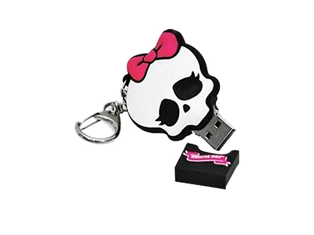 Ginga Skrusb 46242 Memoria Usb Monster High 8 Gb