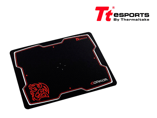 Thermaltake Emp0001 Cls, Mouse Pad Conkor Sports Gaming - ordena-com.myshopify.com