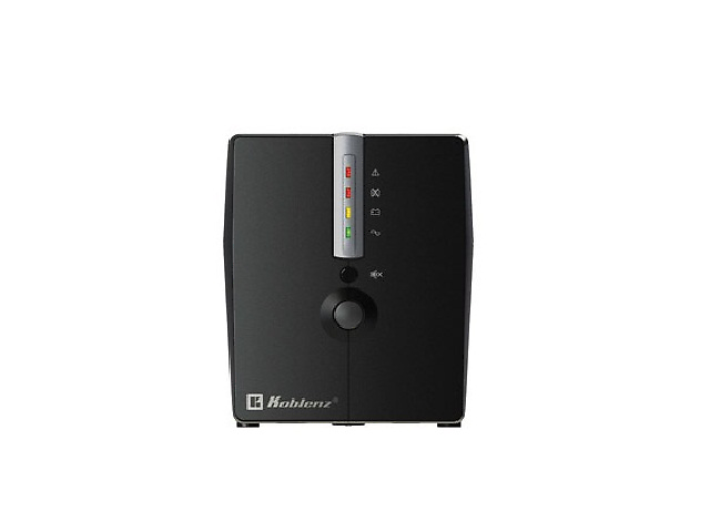 KOBLENZ  8517 No Break USB/R, 800VA, 480W 8 CONTACTOS