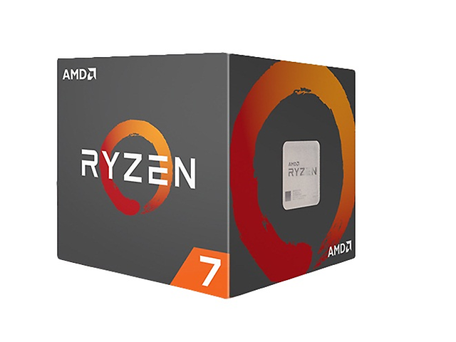 AMD RYZEN 7 1800X/ 8 CPU CORE/AM4-1800X/4.0 GHz/20MB CACHE/95W YD180XBCAEWOF
