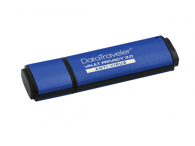 Kingston Dtvp30 Av64 Memoria Flash 64 Gb Usb 3.0  Vault Privacy W/256 Bitaes - ordena-com.myshopify.com