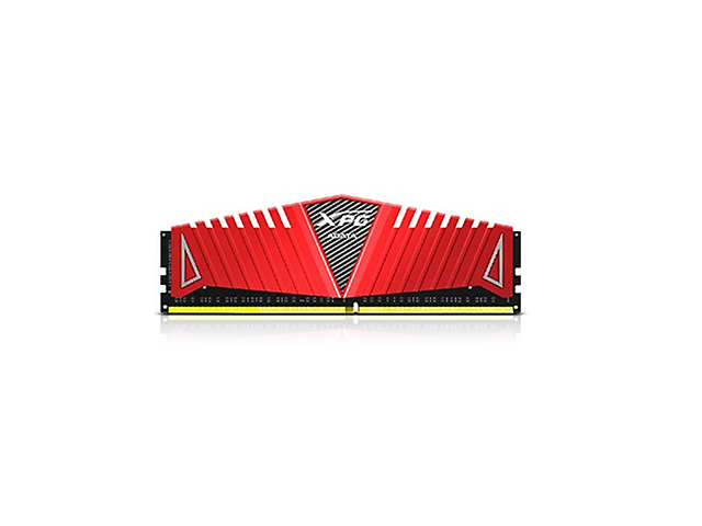 Adata Memoria16 Gb Xpg Flame Ddr4 Single Tray 2400  Z1 Rojo Modelo Ax4 U2400316 G1