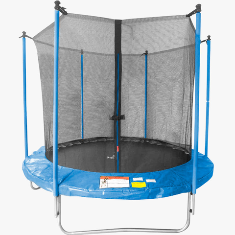 Onof Jmp 8 Pbl Trampolin 2.4 Mts Color Azul