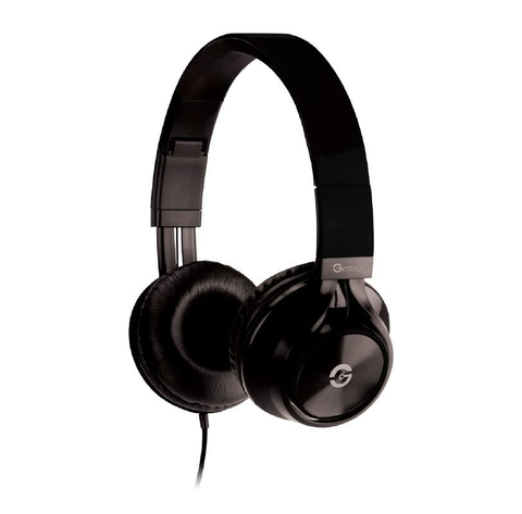 Getttech Gh 3100n Diadema Headset Sonority 3.5mm Mic Negro