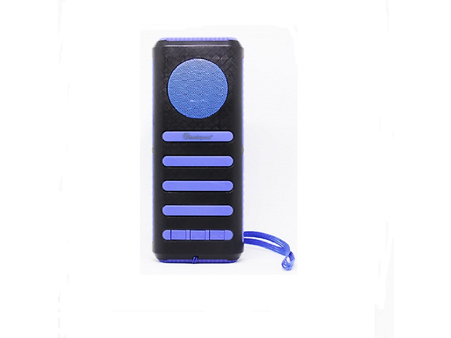 Blackpcs Epbb4 10000 Power Bank Bocina Azul - ordena-com