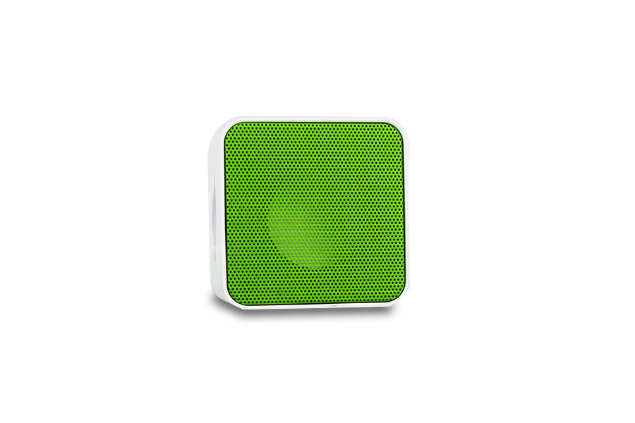 Green Leaf 18 9118 Bl Bocina Recargable Fm Usb Mp3 Bluetooth Azul