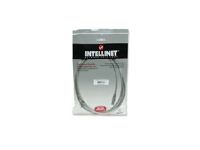 Intellinet 362269 Cable Patch Soho 5.0 Mts Cat 5 E Utp Gris - ordena-com.myshopify.com