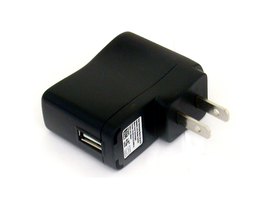 ZONAR Cargador Pared USB para Reproductores